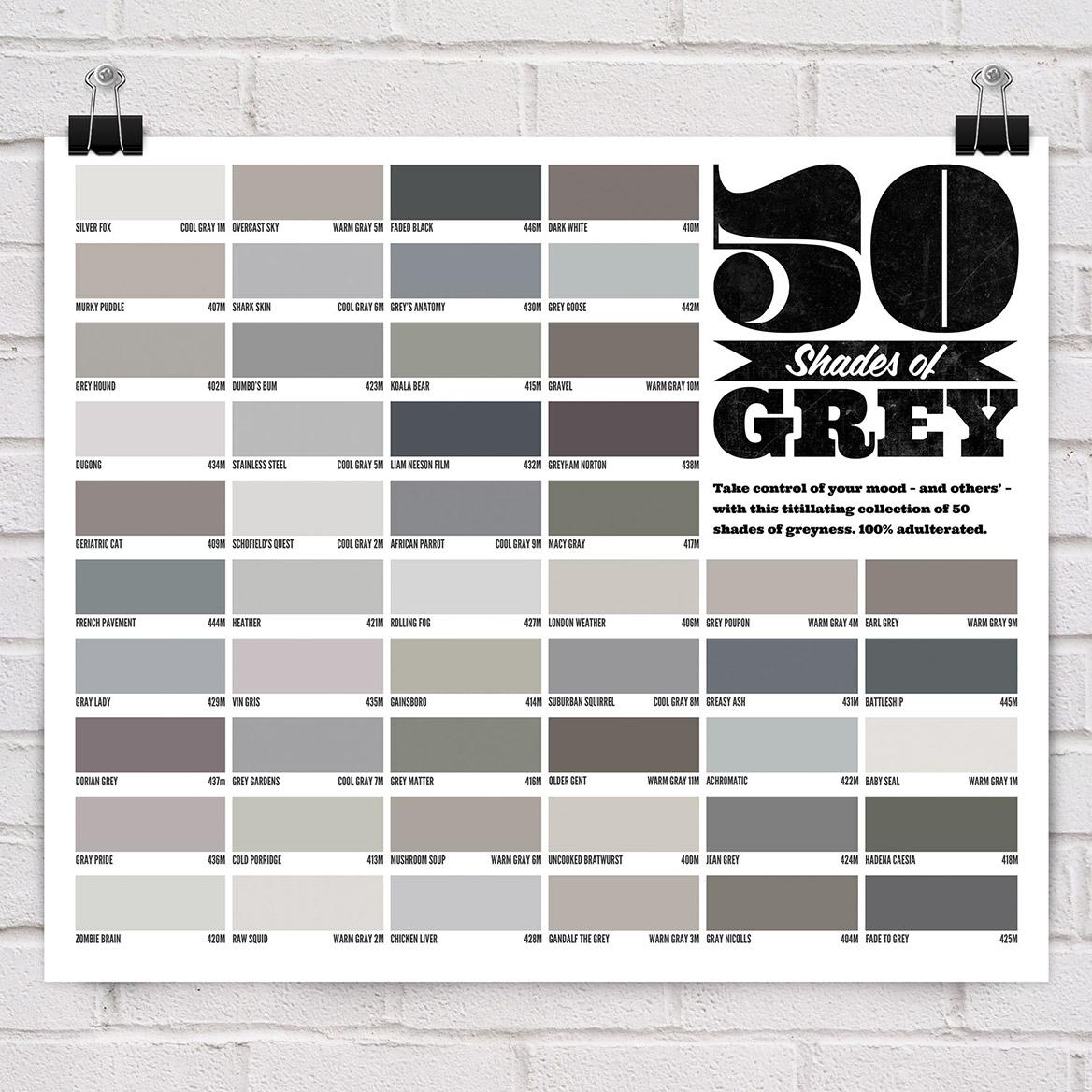 Fifty Shades of Grey   Hazy Shades of Me